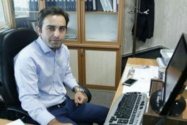 وحید درگی ،کارشناس دفتر امور شهری و شوراهای استانداری قزوین